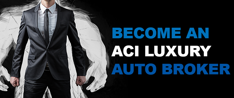 so you want to be a luxury auto broker - How To Become A Auto Broker